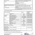 Prohlášení o vlastnostech č. 2 - Kamenivo pro nestmelené směsi a směsi stmelené hydraulickými pojivy pro inženýrské stavby a pozemní komunikace